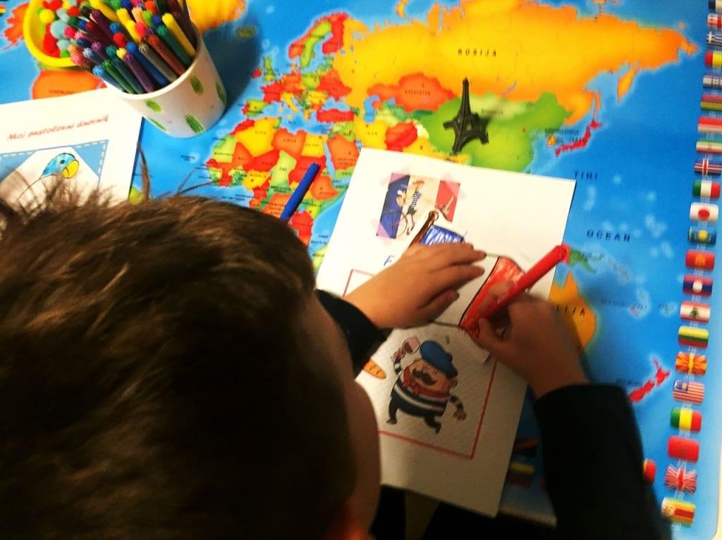 Likovne radionice za djecu - SmArt putopisci 1