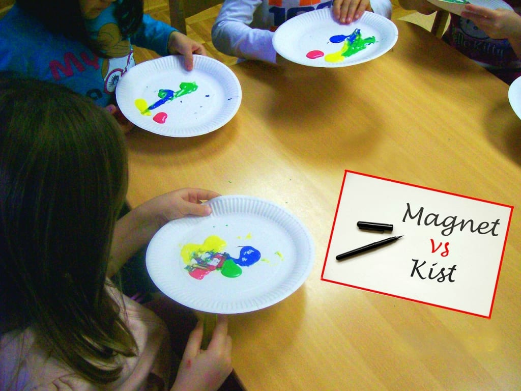 Radionice za djecu u Zagrebu - Magnetić slikar - SmArt Ideas Lab