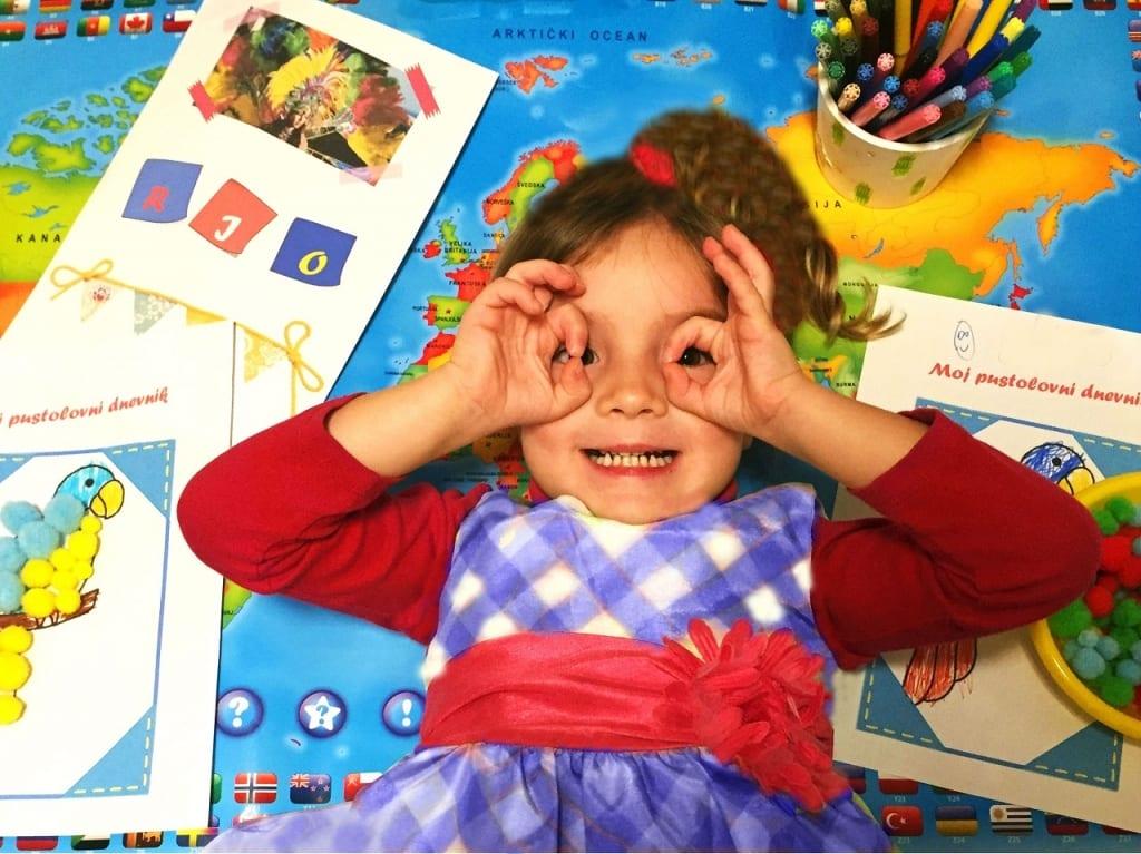 Likovne radionice za djecu - SmArt putopisci 4