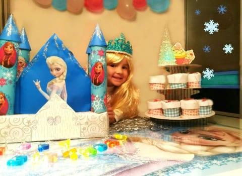 Frozen rođendan za djevojčice